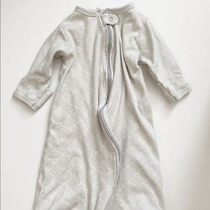 Hudson Baby Sleep Gown Size 3-9 Months